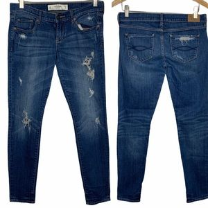 Abercrombie & Fitch Rip Perfect Stretch Jeans 4R